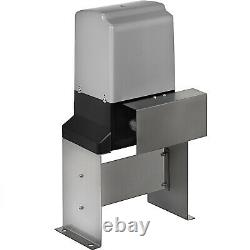 3100lbs Automatic Slide Gate Opener Electric Operator Door Security Kit Up