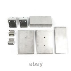 3300LB Electric Sliding Gate Opener Automatic Motor Remote Kit Heavy Duty