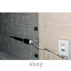 ALEKO Basic Kit Fully Metal Dual Swing Gate Opener For Gates Up To 1700lb