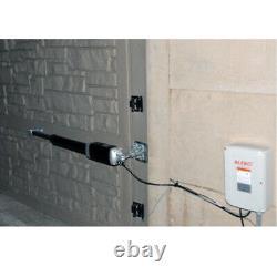 ALEKO Basic Kit Gate Opener For Single Swing Gates Up To 850-lb