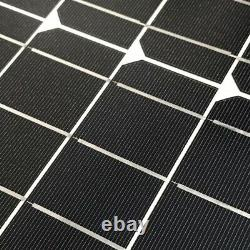 ALEKO Metal Gate Opener Solar Kit For Dual Swing Gate Up To 1300-lb