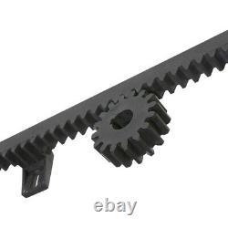 ALEKO Sliding Gear Rack Driven Opener For Gate Up To 40 ft 1800lb Basic Kit
