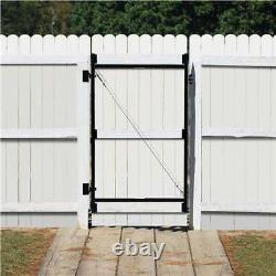 Adjust-A-Gate Gate Building Kit, 36-60 Wide Opening Up To 7' High (Open Box)