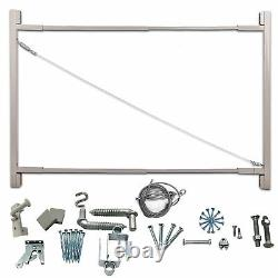 Adjust-A-Gate Gate Building Kit, 36-72 Wide Opening Up To 6' High (3 Pack)