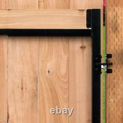 Adjust-A-Gate Gate Building Kit, 60-96 Wide Up To 4' High(Open Box) (2 Pack)