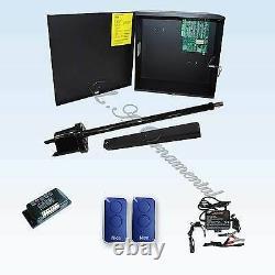 Apollo 1550 ETL Gate Opener Kit 1 Solar Operator For Residential, Farm and Ranch