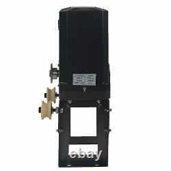 Automatic 1400 lbs Sliding Gate Opener Hardware Driveway Security Kit motor USA