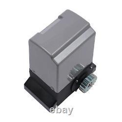 Automatic Electric Sliding Gate Opener 1200KG 550W Motor Garage Door Remote Kit