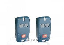 BFT Gate Opener Kit Phobo Swing Operator Residential 120V/24V 550lbs Dual Arm