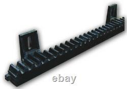 BFT Gate Opener Kit Rack Pinion Sliding Operator Residential Slide 1 Transmitter