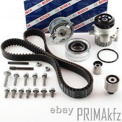 BOSCH 1 987 946 582 Zahnriemensatz + Wapu VW Golf Passat Sharan 1.6 2.0 TDI