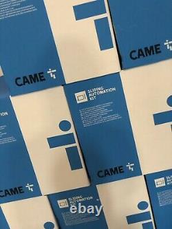CAME Gate Opener Kit Rack Pinion 600k Sliding Operator Commercial/Residential