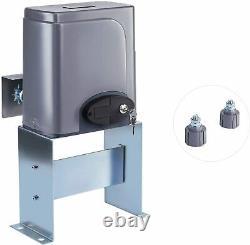 CO-Z Automatic Sliding Gate Opener Hardware Sliding Driveway Security Kit F-SH