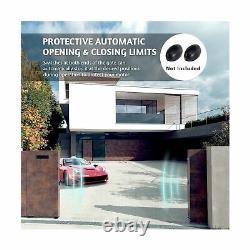 CO Z Automatic Sliding Gate Opener Hardware Sliding Driveway Security Kit New