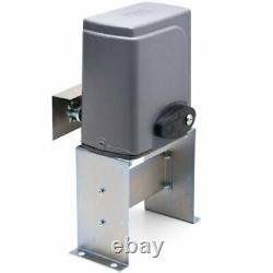 CO-Z Automatic Sliding Gate Opener Hardware Sliding Driveway Security Kit Slid