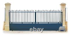 DUCATI SLIDE 446 kit powerful sliding gate opener up to 400kg