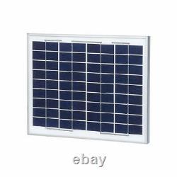 Dual LiftMaster LA500PKGU /LA500PKGUL Gate Opener 220W Solar Kit, 828LM, 2 811LM