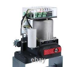 GATEXPERT Automatic Sliding Gate Opener Kit (for 1800lb & 26ft Gate, AT1800)