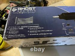 GHOST CONTROLS Architectural Series Solar Single Automatic Gate Opener Kit DTP1