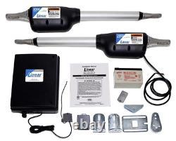 GTO SW2002XL Swing Gate Opener / SW2002XLS Dual System Kit