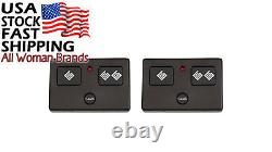 Ghost Controls TDS2 Heavy-Duty Dual Automatic Gate Opener Kit for Swing