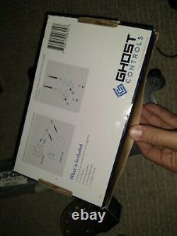Ghost Controls TSS1 Heavy-Duty Single Automatic Gate Opener Kit Single Gate Kit
