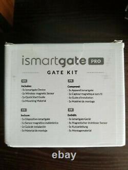 ISmartGate Standard Pro Gate Kit- Smart Garage Opener 02WNA102 (NEW)