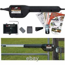 Mighty Mule MM271 12 Ft. 300 Lb. Single Gate Opener Kit MM271 1 Each