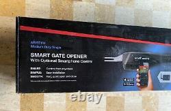 Mighty Mule MM371W 16 Ft. 550 Lb. Smart Single Gate Opener Kit MM371W BRAND NEW