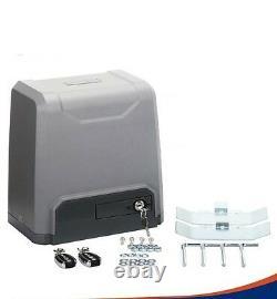 NSEE SL1500AC-1 1500KG/3300LBS Slide Opener Gate Door Operator Rack and Pinions