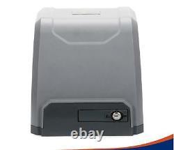 NSEE SL1500AC-2 1500KG/3300LBS Slide Opener Gate Door Operator Rack and Pinions