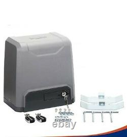 NSEE SL1500AC-8 1500KG/3300LBS Slide Opener Gate Door Operator Rack and Pinions