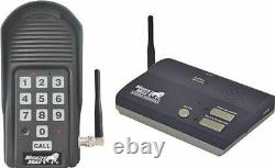 New! Mighty Mule Mm136 Automatic Gate Opener Wireless Intercom Keypad Kit Sale