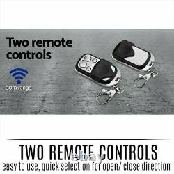 New Sliding Gate Opener Automatic Electric Motor Remote Kit 800/1200/1800/2400KG