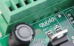 QUIKO EON SUPERFAST 10 sec ELECTRIC GATE OPENER DUAL KIT 2 REMOTES 2YR WARR