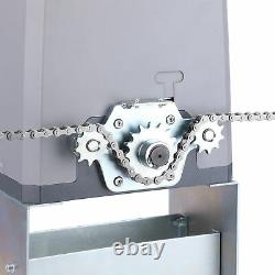 Secondhand Sliding GateOpener Automatic Motor Remote Kit Heavy Electric 3300lbs