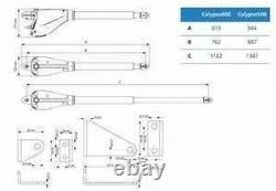 Single Electric Gate Remote Opener Kit