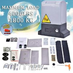 Sliding Electric Gate Opener 1600KG Automatic Motor Remote Kit Heavy Duty Chain