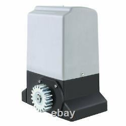 Sliding Gate Opener Electric Operator2700lbs 1200kg Automatic Motor Remote Kit