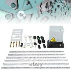 Sliding Gate Opener Electric Operator 1200KG Security Kit Automatic Motor Roller