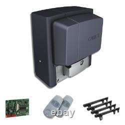 Sliding Gate Opener Kit CAME BX -1,760 LB 120V RACK