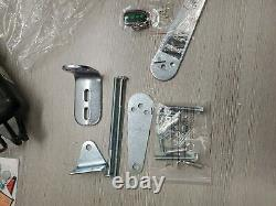 TOPENS A3 Automatic Gate Opener Kit Light Duty Single Gate Operator for Single